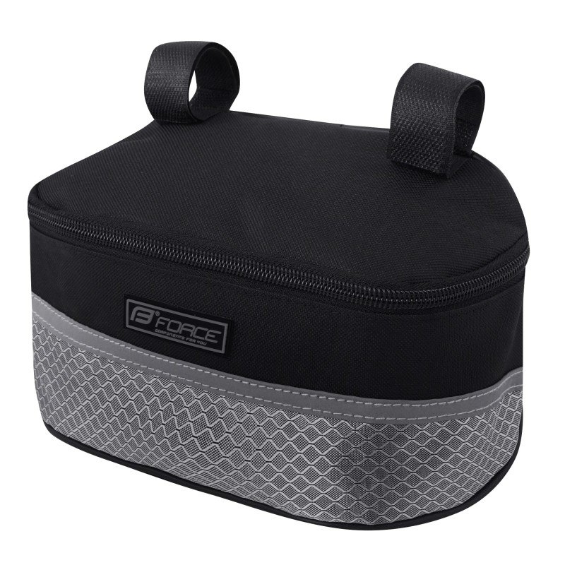 quickreleaser FORCE front 112 mm Al/ Fe  black