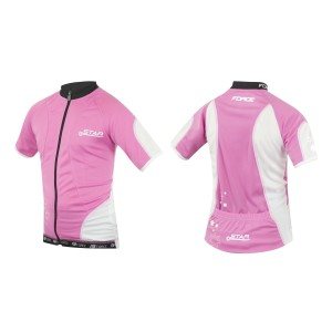 seat bag FORCE RIDE velcro  black M
