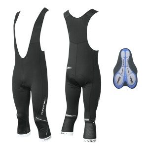 bag-double rear carrier FORCE NOEM black  2x18 l