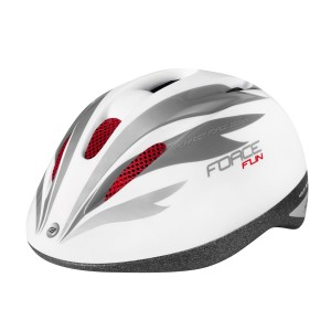 reflective vest FORCE SPORT to waist w/velcro fluo