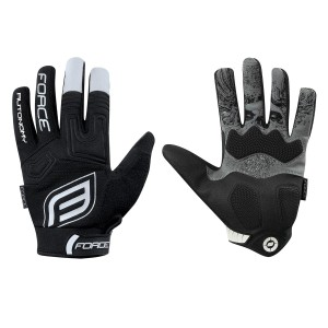 jacket/jersey F long sleeves X68  black-orange S