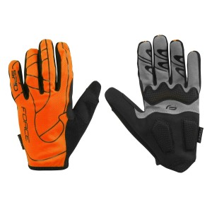 jacket/jersey F long sleeves X68  black-orange XS