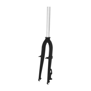 helmet FORCE LARK child  grey-black-white S