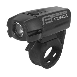 helmet FORCE ROAD  fluo-white S - M