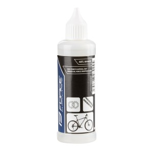 helmet FORCE ROAD PRO  black-grey-white S - M