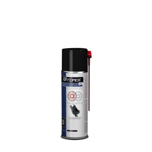 helmet FORCE ROAD PRO  black-grey-white L - XL