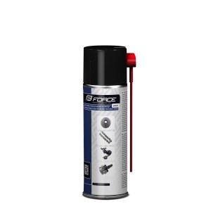 helmet FORCE ROAD PRO  white-red S - M