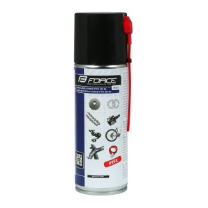 helmet FORCE TERY  black-fluo-white S - M