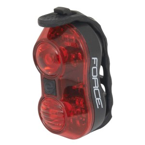 helmet FORCE TERY  white-red-black L - XL