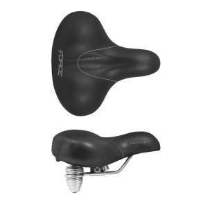 gloves FORCE AMARA gel  black L