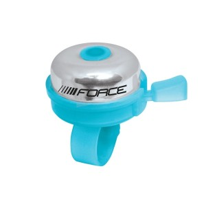 seat clamp FORCE with QR 31 8mm Al  red