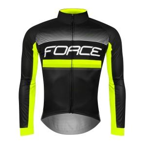 T-shirt FORCE TEAM 1991 short sleeves  black XS