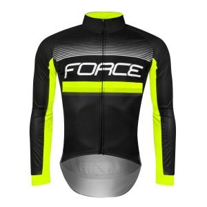 T-shirt FORCE TEAM 1991 short sleeves  black XXL