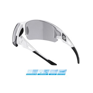 shoes FORCE TOURIST  black-grey-red 44