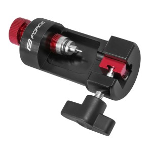 shoes FORCE TOURIST  black-grey-red 45