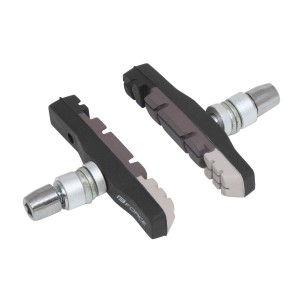 shoes FORCE TOURIST  black-grey-red 48