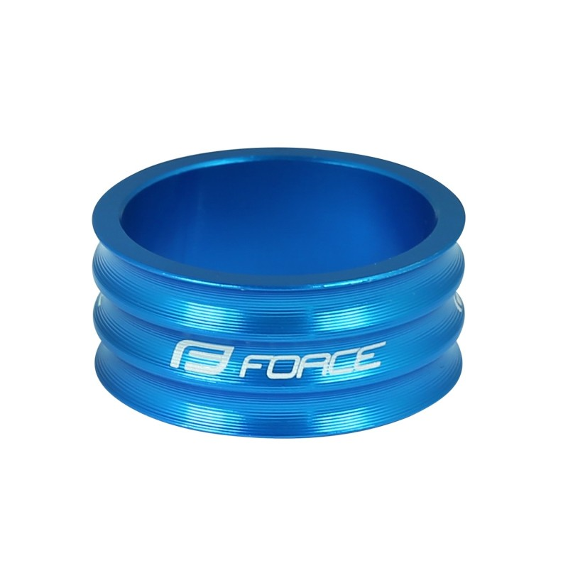 disc brake rotor FORCE 160 mm  6 holes  white