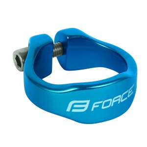 disc brake rotor FORCE-3 180 mm  6 holes  silver
