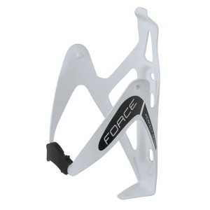 bottle cage FORCE LENS Al  carbon imitation