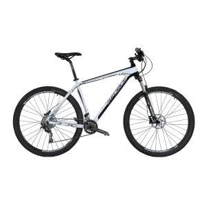 shoes FORCE ROAD  black-white 38
