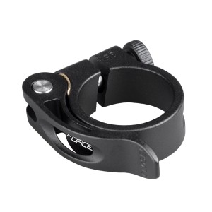 shoes FORCE ROAD  black-white 45