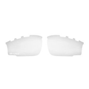 mudguards FORCE Aluflex road XL with struts  black