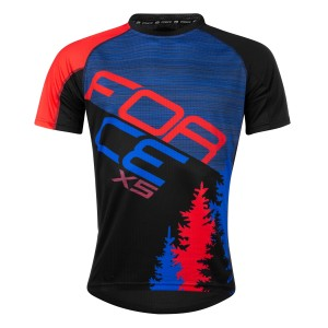 wheel front road FORCE TEAM CARBON 80 tubular
