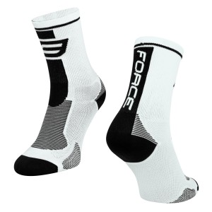 shoe covers FORCE16 knitted  fluo L - XL
