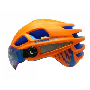 "mudguards FORCE Aluflex  24"" with struts black"