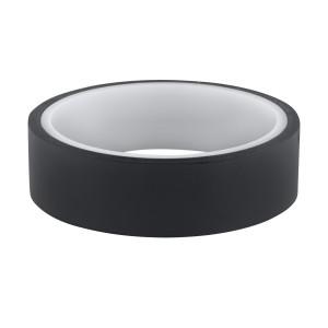 bracelet silicone FORCE black 18 cm