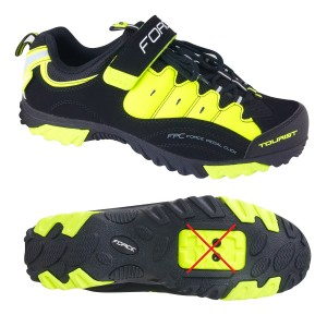 shorts F LADY BIKE 3/4 to waist with pad  black M