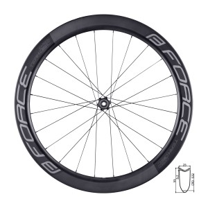 shorts F BLADE MTB to waist with sep. pad red M