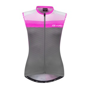 shorts F BLADE MTB to waist with sep. pad red XL