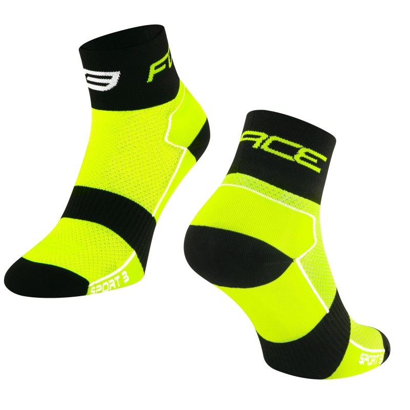 shorts FORCE MTB-11 to waist with pad  black M