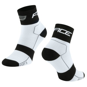 shorts FORCE MTB-11 to waist with pad  black XXXL