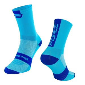 shorts FORCE MTB-11 to waist with pad  grey XS