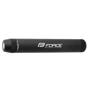 tool holder bottle FORCE 0 5 l  black-red-white