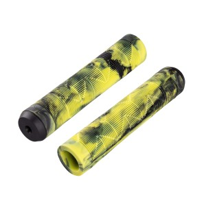 helmet FORCE BAT  shiny black-red  S - M