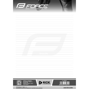 sports bra FORCE BEAUTY  black-grey L