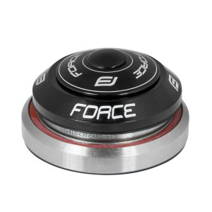 headset F AHEAD 1 1/8'' semi-integrated Fe  black