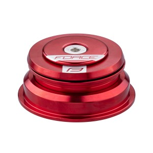 headset F AHEAD 1 1/8'' semi-integrated Fe  red