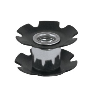 headset F AHEAD 1 1/8'' semi-integrated Al  red