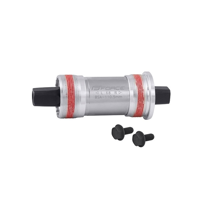 set of yellow reflective stickers FORCE SMILE 6pcs