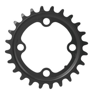 lock F ECO without holder 70cm/8mm  black
