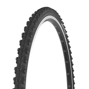 pedals FORCE CLICK MTB ball bearing  black