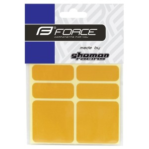 "spacer headset FORCE 1 1/8"" AHEAD 15 mm Al  red"